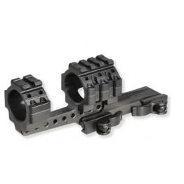 Supporto Offset per ottica 30mm sgancio rapido - Picatinny