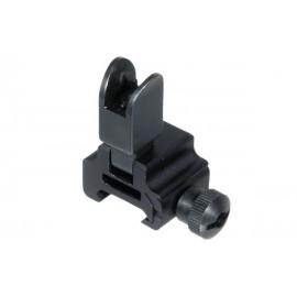 AR15 – Tacca di mira anteriore abbattibile - Picatinny