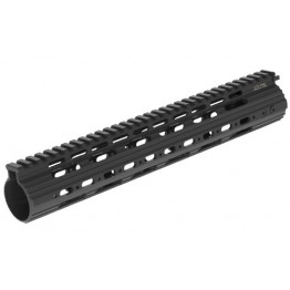 "HANDGUARD 13""SS FREE FLOAT RAIL FOR LR-308"
