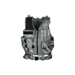 TACTICAL VEST COLORE ARMY DIGITAL