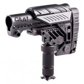 AR15 - Calcio Compatto Multi posizione CAA Sniper con supporto