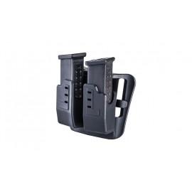 Glock - Porta Caricatore Doppio cal.9mm e cal.40