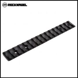 Remington 700 Short Action - 0 e 20 MOA – Picatinny/Weaver in Acciaio