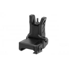 AR15 – Tacca di mira anteriore Flip Up Low Profile - Picatinny