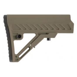 AR15/M4 - Calcio S2 Ops Ready color Terra con kit di montaggio