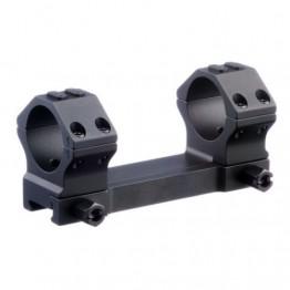 Supporto per ottica inclinata 20 MOA - Picatinny