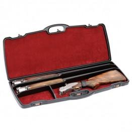 Valigia per fucili sovrapposti con 2 canne in ABS