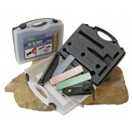 Kit Affilatura Pro Aligner ™ con guida e pietre diamantate