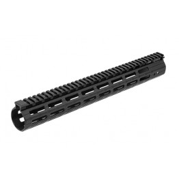 "MP10 / LR-308 LP- Guardamano 15"" Free Float Super Slim M-Lok"