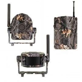 Kit Allarme HA-150 Wireless per Rilevazione Movimento