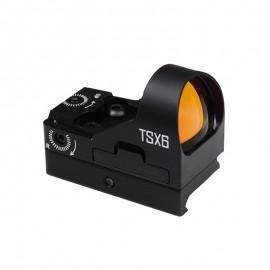 Red Dot Aperto TSX6 con illuminazione regolabile