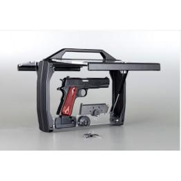 Valigetta Porta Pistola Blaze 007 Silver