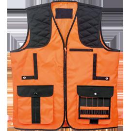 Gilet da caccia Arancio Alta Visibilità - Varie Taglie
