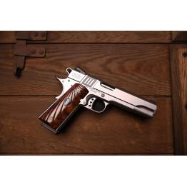 Cabot Gun S100 Government 1911 Style .45 ACP Fibonacci in Noce