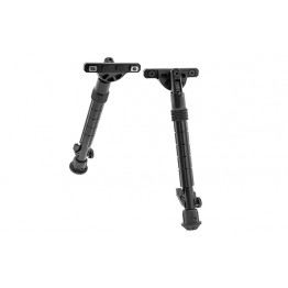 Bipod M-Lok regolabile ed inclinabile