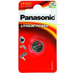 Batteria al Litio CR1632 3V Panasonic