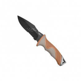 "Coltello Survival Inuit da 9""Les Stroud con accessori"