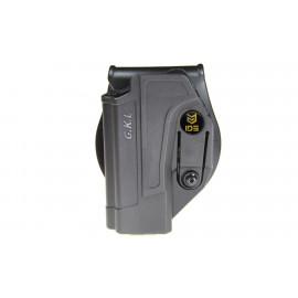 Glock - Fondina per Mancini Tattica IDS