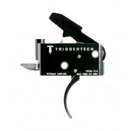 AR15 - Gruppo di scatto Adaptable Curved Black TriggerTech