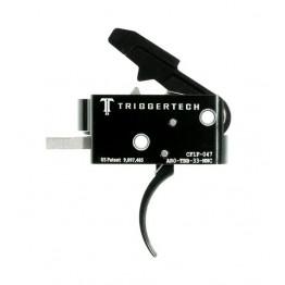 AR15 - Gruppo di scatto Competitive Curved Black TriggerTech