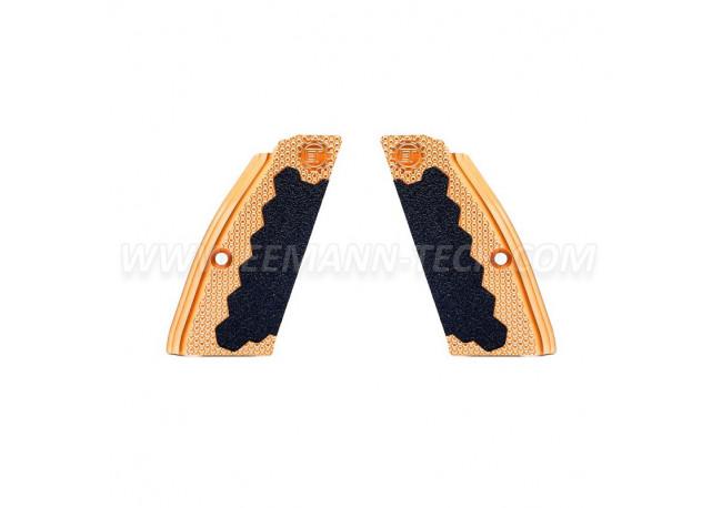 CZ 75 - Guancette compatte in ottone - Varie misure
