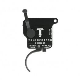 REM 700 Gruppo di scatto Primary Curved Black TriggerTech