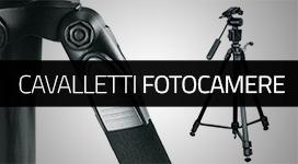 cavalletti fotocamere