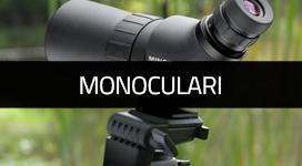 monoculari da caccia